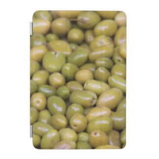 Close Up Of Green Olives iPad Mini Cover