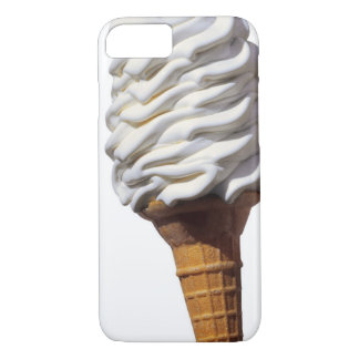 Close-up of ice cream iPhone 7 case