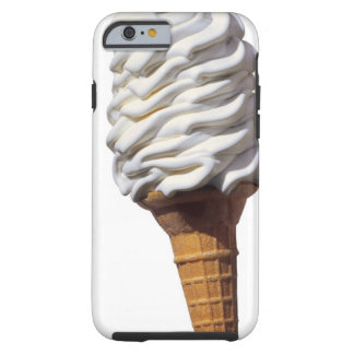 Close-up of ice cream tough iPhone 6 case