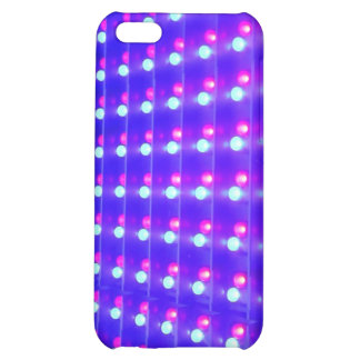 Close Up of LED Lights iPhone 5C Cover