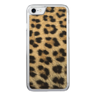 Close up of Leopard spots, Africa Carved iPhone 8/7 Case