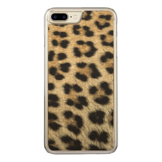 Close up of Leopard spots, Africa Carved iPhone 8 Plus/7 Plus Case