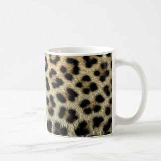 Close up of Leopard spots, Africa Coffee Mug