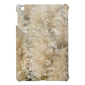 Close-Up of Tall Pampas Grass Plumes iPad Mini Cases