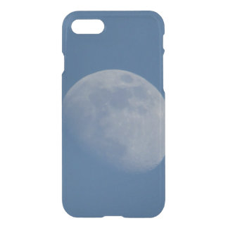 Close up of the Moon Cell Phone Case
