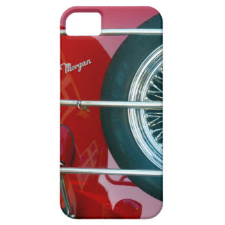 Close up of wheel on sports car case for the iPhone 5