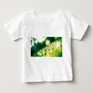 Close Up Photo of Dandelion Baby T-Shirt