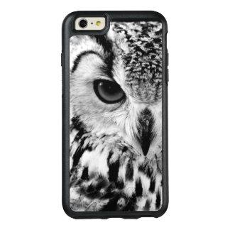 Close Up Portrait Of Eurasian Eagle-owl OtterBox iPhone 6/6s Plus Case