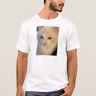 Close Up Red Point Ragdoll Cat T-Shirt