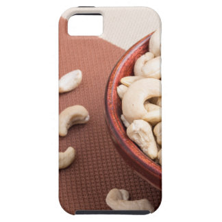Close Up view on raw cashew nuts for vegetarian iPhone 5 Covers