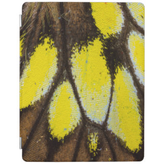 Close-up Wing Pattern of Tropical Butterfly iPad Cover