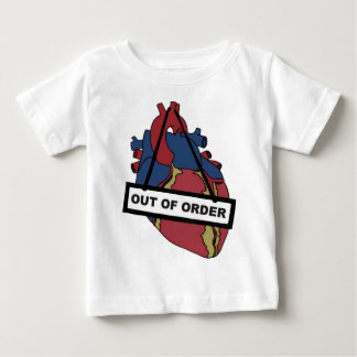Closed For Repairs Baby T-Shirt