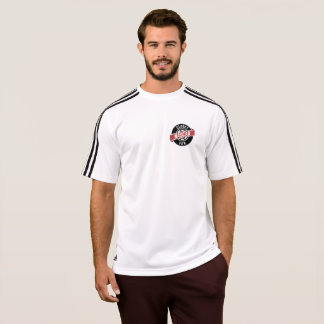 Closet NASCAR Fan Men's Adidas ClimaLite® T-Shirt