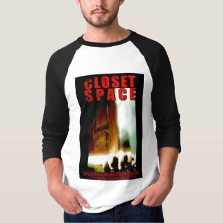 Closet Space Poster T-shirt