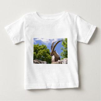 Closeup Alpine ibex Baby T-Shirt