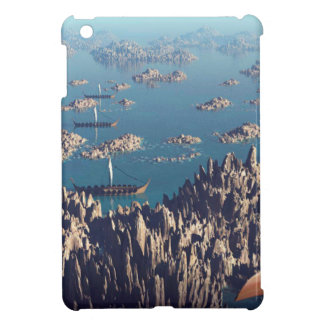 Closing In Fantasy Landscape iPad Mini Cover