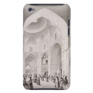 Cloth Market, in Isfahan, from 'Voyage Pittoresque Barely There iPod Covers