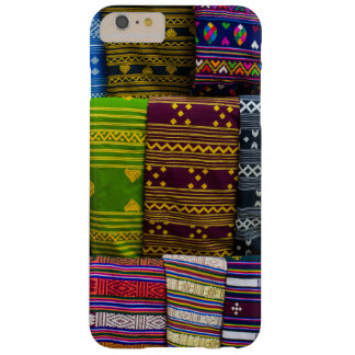 Cloth Textiles For Sale Barely There iPhone 6 Plus Case