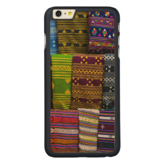 Cloth Textiles For Sale Carved Maple iPhone 6 Plus Case