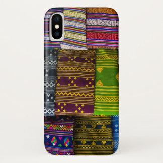 Cloth Textiles For Sale iPhone X Case
