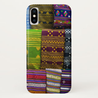 Cloth Textiles For Sale iPhone X Case