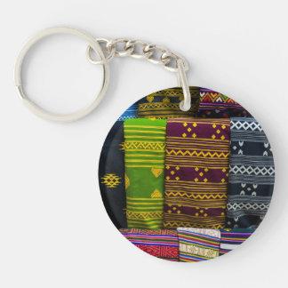 Cloth Textiles For Sale Keychain