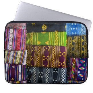 Cloth Textiles For Sale Laptop Sleeve