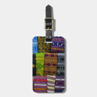 Cloth Textiles For Sale Luggage Tag