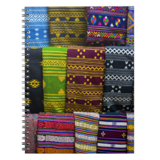 Cloth Textiles For Sale Notebook