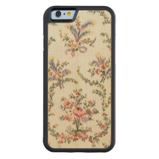 Cloth woven for Queen Marie Antoinette at the Pala Carved Maple iPhone 6 Bumper Case