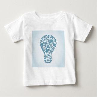 Clothes a bulb baby T-Shirt