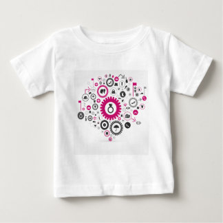 Clothes a gear wheel baby T-Shirt