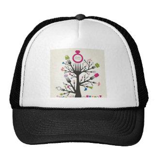 Clothes a plug trucker hat