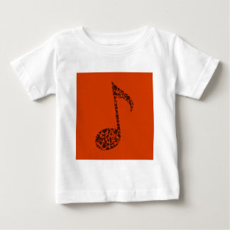 Clothes the note baby T-Shirt