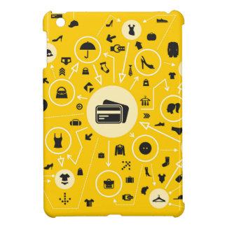 Clothes the scheme iPad mini cases