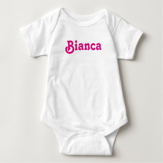 Clothing Baby Bianca Baby Bodysuit