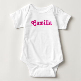 Clothing Baby Camilla Baby Bodysuit