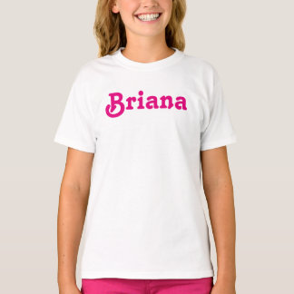 Clothing Girls Briana T-Shirt