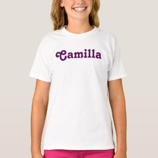Clothing Girls Camilla T-Shirt