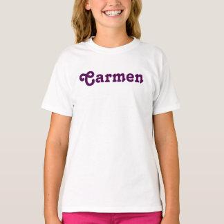 Clothing Girls Carmen T-Shirt
