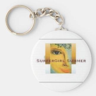 clothing tag keychain