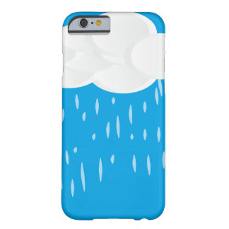 cloud-346708  cloud clouds sky blue white the natu barely there iPhone 6 case