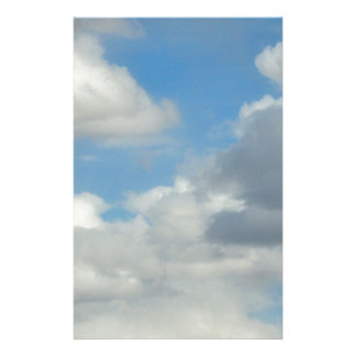 Cloud 9 Photo Design For Products Stationery