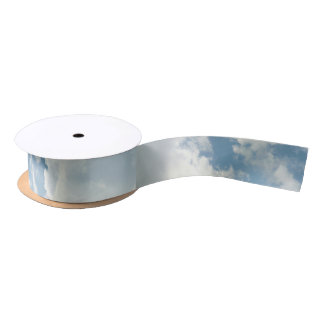 Cloud 9 satin ribbon