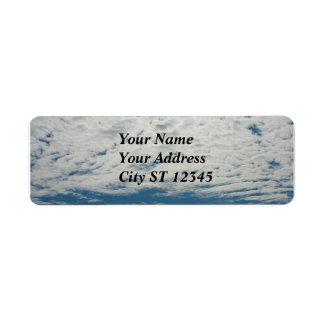 Cloud Address Label