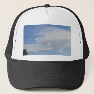 Cloud And Cloud Trucker Hat