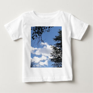 Cloud And Trees Baby T-Shirt
