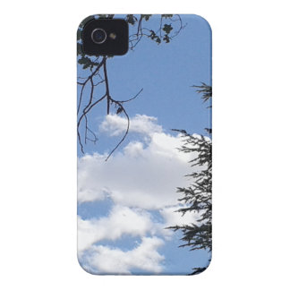 Cloud And Trees iPhone 4 Cover