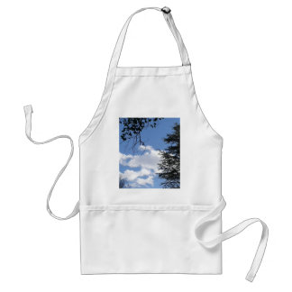 Cloud And Trees Standard Apron