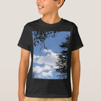 Cloud And Trees T-Shirt